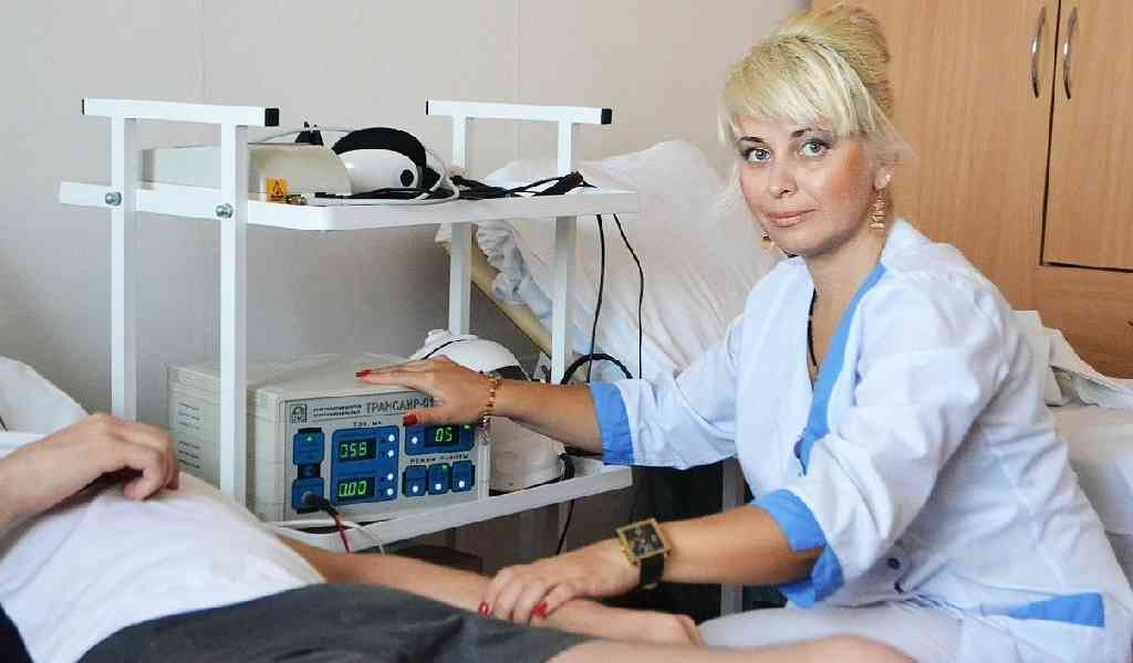 ТЭС-терапия в Серебряных Прудах круглосуточно